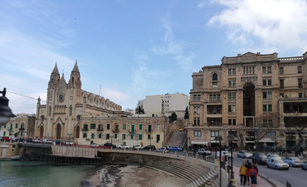 St. Julians. Malta. Photo by Tana Dorta - Globoconsulting